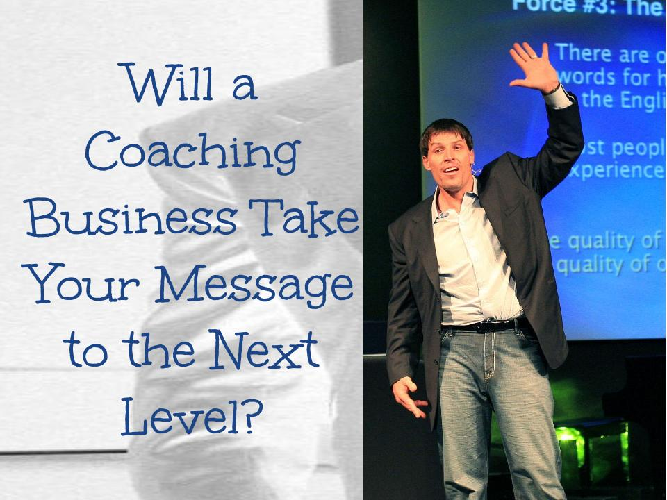 Will A Coaching Business